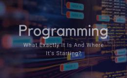 Programming Main Logo
